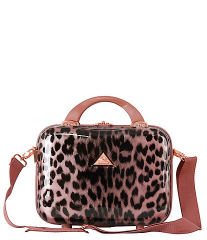 Triforce Cape Town Cheetah Print Beauty Case