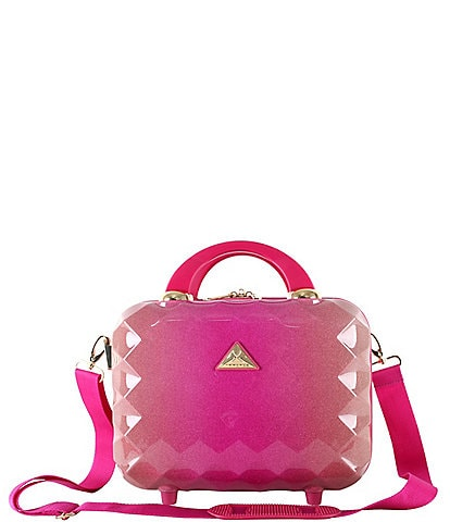 Triforce GEM Glitter Collection Travel Beauty Case