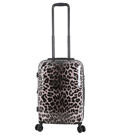 Triforce Ice Pink Leopard Carry-on Spinner