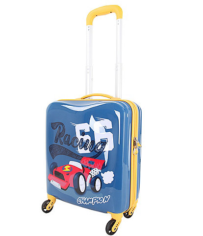Triforce Kid's Car Carry-On Spinner