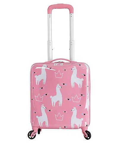 Triforce Kid's Llama Princess Carry-On Spinner