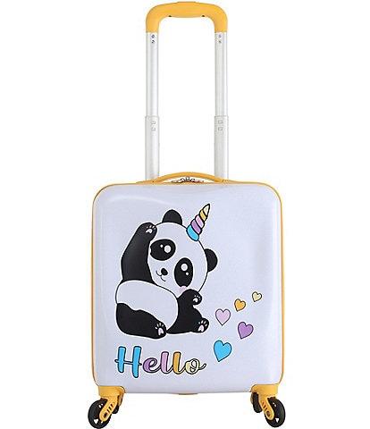 Triforce Kid's Panda Carry-On Spinner
