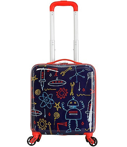 Triforce Kid's Robot Invasion Carry-On Spinner