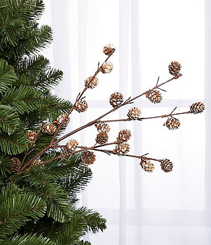 Trimsetter All Is Calm Collection Natural Pinecone Pick