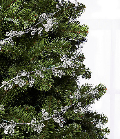 Trimsetter Holiday DECOdence Collection Beaded 6-ft. Tree Garland