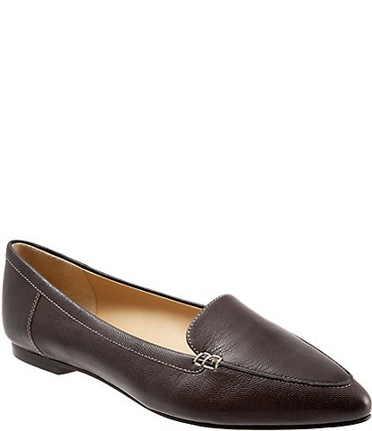 Trotters Ember Soft Leather Loafers