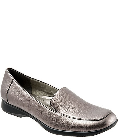 Trotters Jenn Slip-On Leather Loafers
