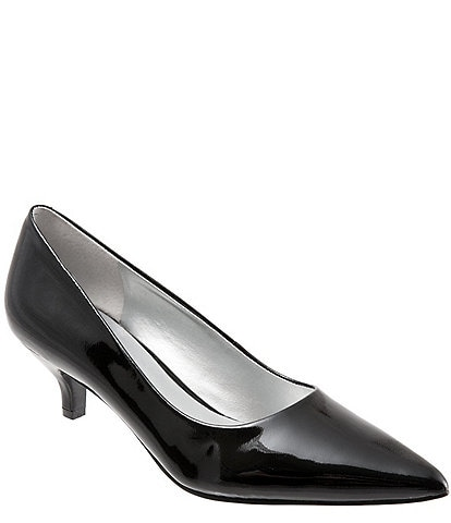 Trotters Paulina Patent Leather Pumps