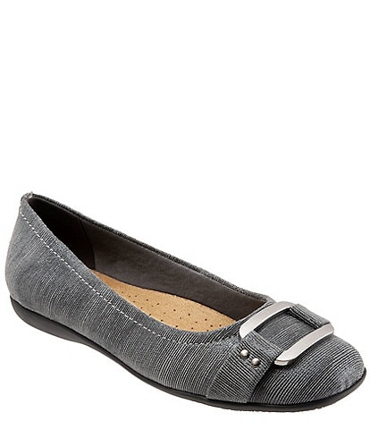 Trotters Sizzle Signature Ballerina Slip Ons