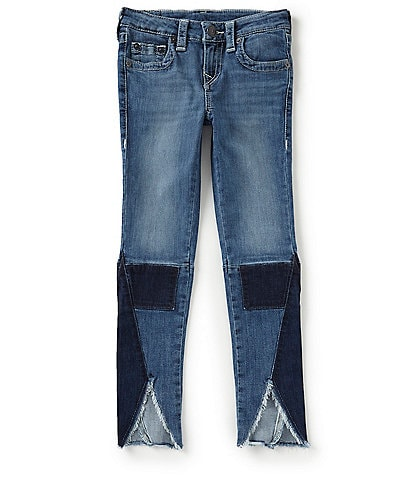 True Religion Big Girls 7-16 Halle Patches Jeans