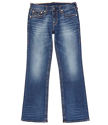 True Religion Billy Bootcut Flap Pocket Jeans