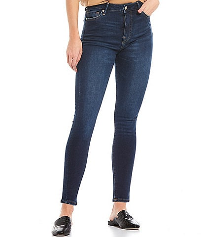 True Religion Caia Ultra High Rise Supper Skinny Jeans