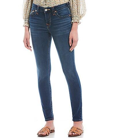 True Religion Jennie Curvy Skinny Jeans