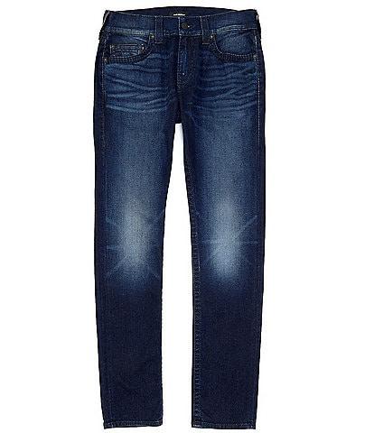 True Religion Rocco Big T Skinny Fit Jeans
