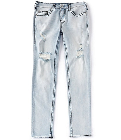 True Religion Rocco Relaxed Slim Big T Jeans