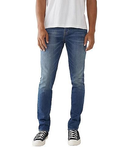 True Religion Rocco Skinny-Fit Classic Denim Jeans