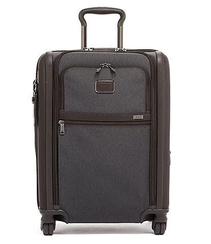 Tumi Alpha 3 Continental Dual Access 4 Wheeled Carry-On