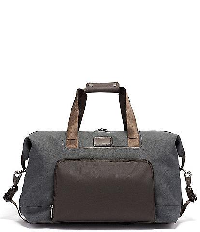 Tumi Alpha 3 Double Expansion Travel Satchel Bag