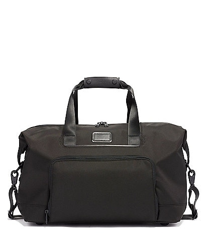 Tumi Alpha 3 Double Expansion Travel Satchel Bag
