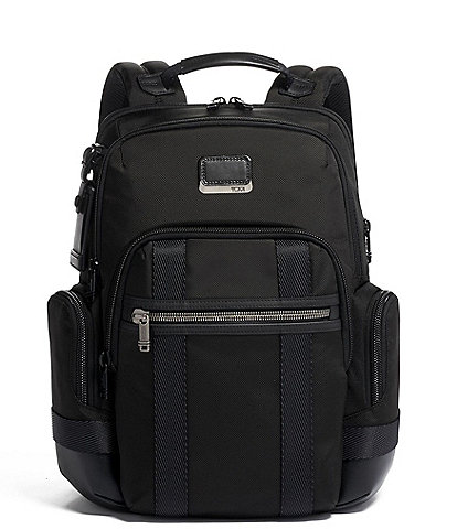 Tumi Alpha Bravo Nathan Expandable Backpack