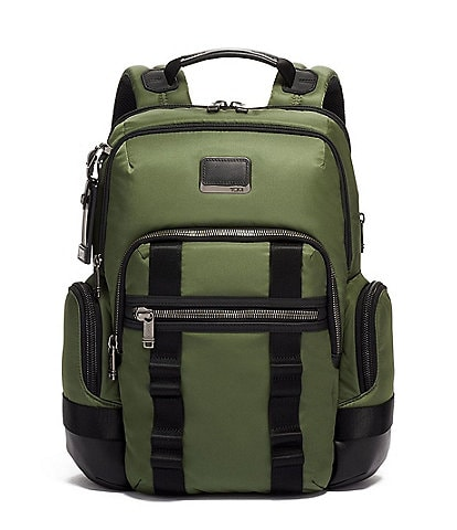 Tumi Alpha Bravo Nylon Nathan Backpack