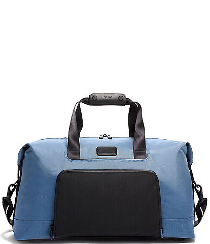 Tumi Alpha Collection Double Expanded Satchel Bag