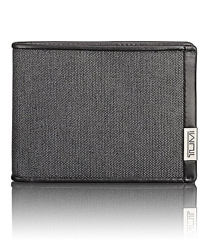 TUMI Alpha ID Lock Double Billfold
