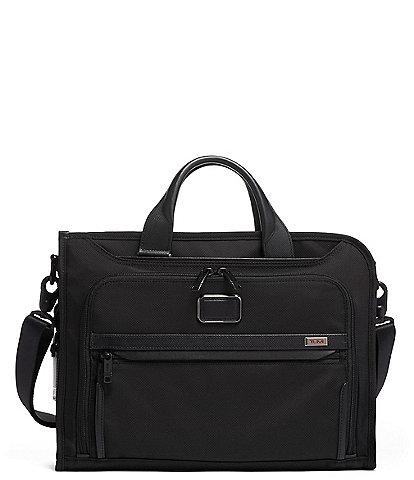 Tumi Alpha Slim Deluxe Portfolio Bag