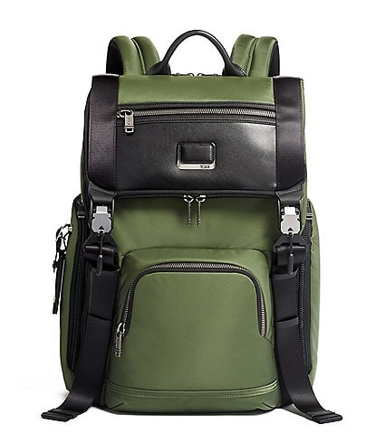 Tumi Lark Alpha Bravo Nylon Backpack