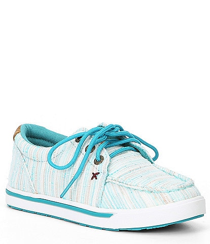 Twisted X Girls' Hooey Loper Sneakers (Youth)