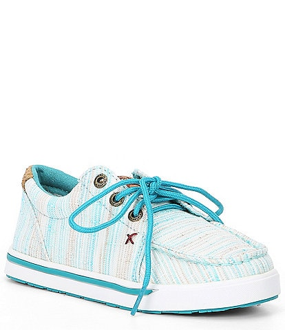 Twisted X Girls' Hooey Loper Sneakers (Toddler)