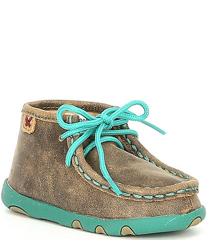 Twisted X Kids' Driving Moc (Infant)