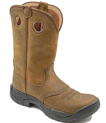 Twisted X Men's All Around Leather Work Boots