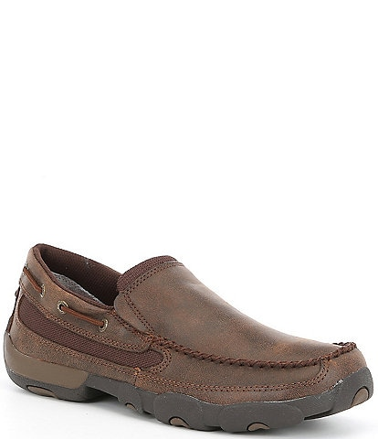 Twisted X Men's Driving Moc Slip On