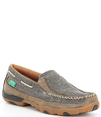 Twisted X Women's ecoTWX® Recycled Slip-On Driving Mocs