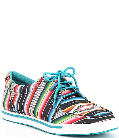 Twisted X Women's Serape Hooey Loper Sneakers