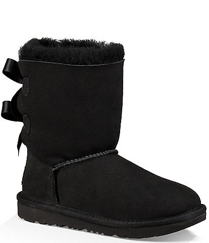 a11a01e520ec UGG® Girls  Bailey Bow II Boots
