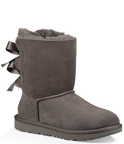 UGG® Girls' Bailey Bow II Water Resistant Boots (Youth)