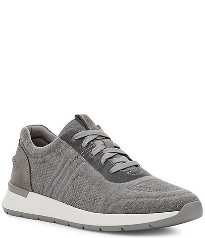 UGG® Adaleen Jersey Lace-Up Sneakers