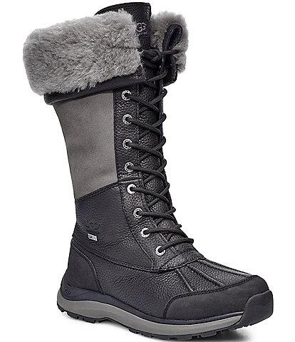 UGG® Adirondack Waterproof Tall III Winter Boots