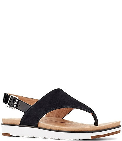 UGG® Alessia Suede Slingback Sandals