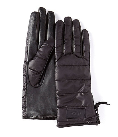 UGG All Weather Fabric and Sherpa Touch Gloves