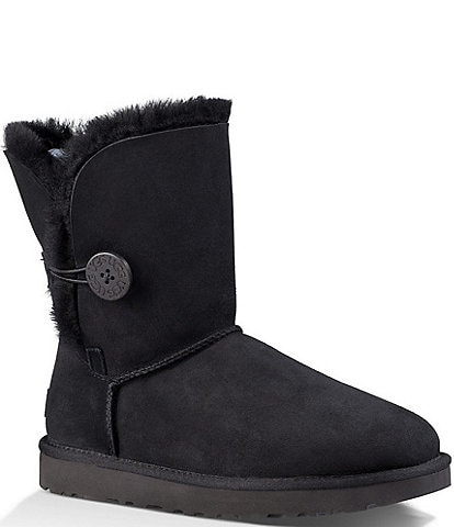 UGG® Bailey Button II Suede Water-Repellent Boots