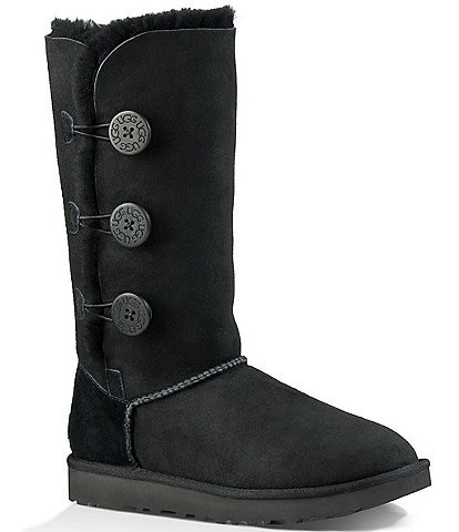 UGG® Bailey Suede Button Triplet II Boots
