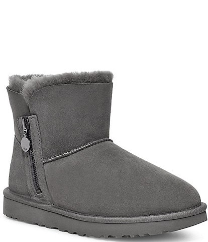 UGG® Bailey Side Zip Mini Boots