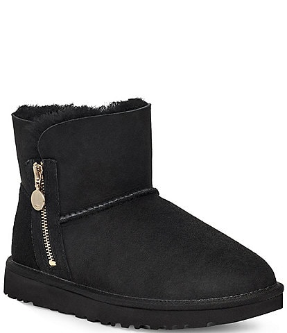 UGG® Bailey Side Zip Mini Boots