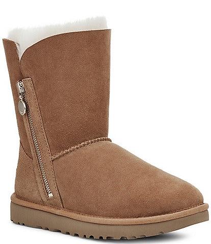 UGG® Bailey Side Zip Short Boots