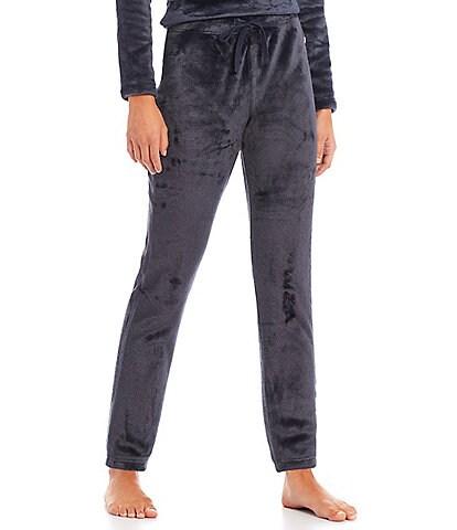 UGG® Betsey Solid Print Fleece Jogger Lounge Pants