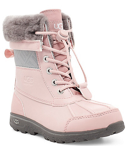 UGG® Kids' Butte II Cold Weather Rated Winter Boots (Youth)