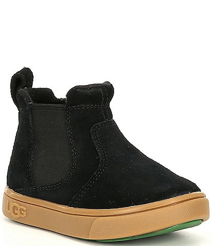 UGG® Boys' Hamden II Suede Sneaker Boots (Toddler)
